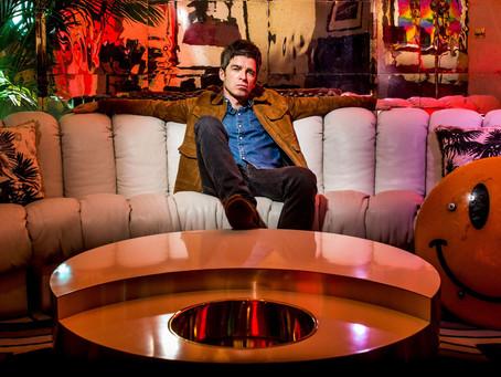 Noel Gallagher e Foster The People em Curitiba nesta quarta (07)