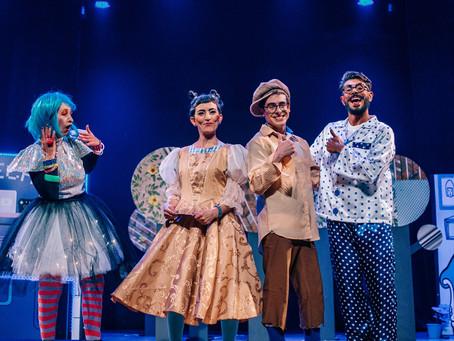 Espetáculo João e Maria ganha nova versão em Festival de Teatro Infantil