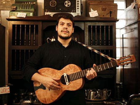 Nando Müller lança nova música e prepara novo álbum