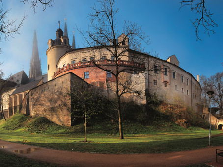 Segredos dos castelos e palácios tchecos