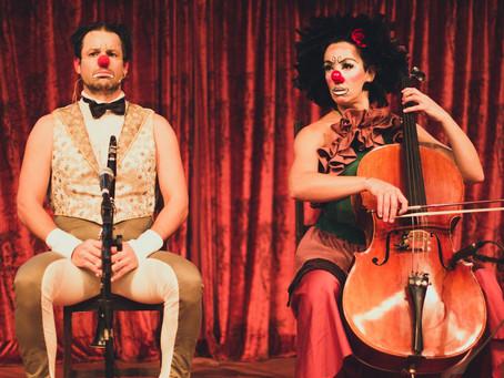 Uma das maiores companhias de circo do Brasil, Grupo Trampulim se apresenta em Curitiba nos dias 14