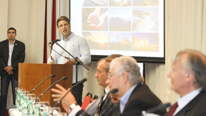 Deputado Requião Filho cumpre agenda em Maringá e Londrina