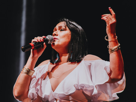 Patrícia Bastos apresenta show inédito no Paraná
