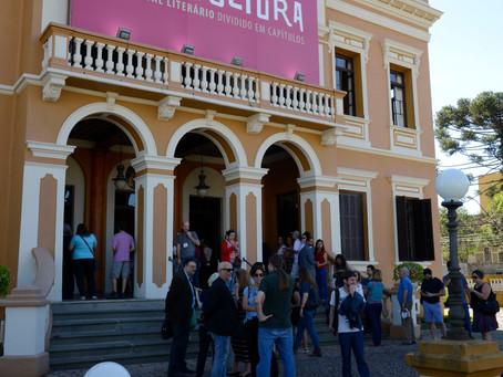 Panorama Paranístico abre o Litercultura 2016, com obras de 50 autores