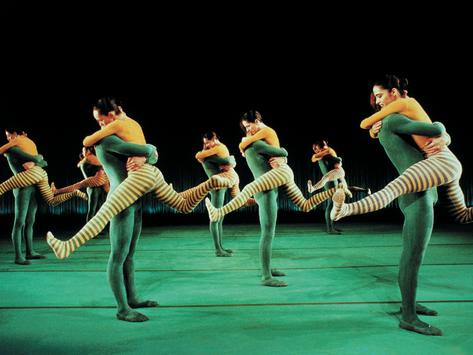 Grupo Corpo volta a Curitiba para duas coreografias, no fim de março