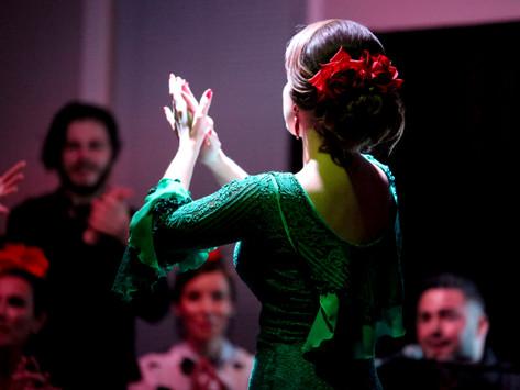 Show de dança flamenca homenageia dia da mulher, neste sábado (07)