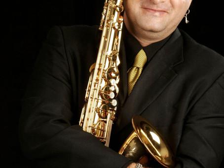 Derico volta a Curitiba para apresentações no Full Jazz, dias 21 e 22