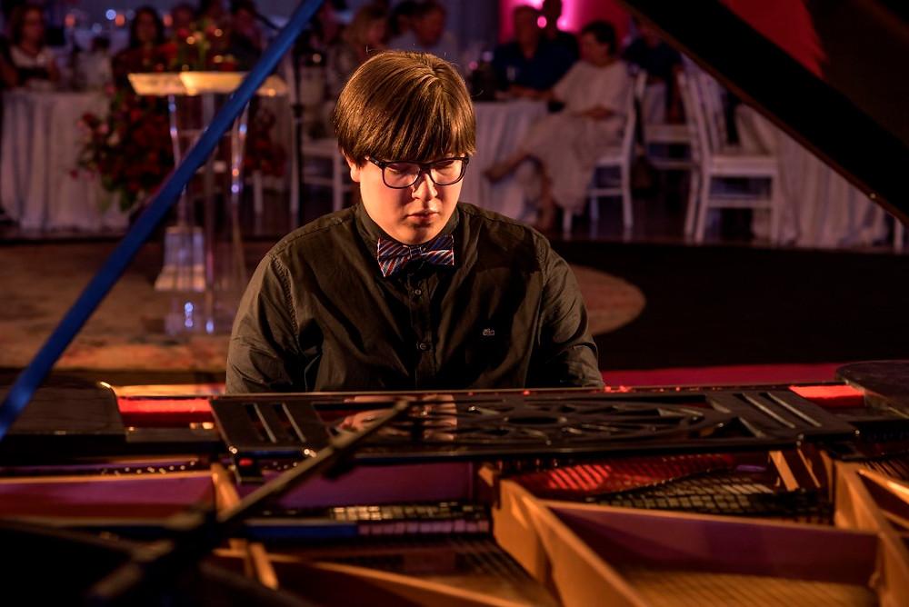 Pianista Estefan