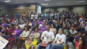 Mobilização em defesa da Unila reúne comunidade em Foz do Iguaçu