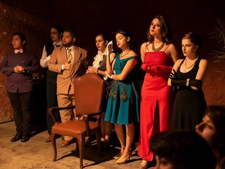 Depois de estrear com sucesso no Festival de Curitiba, Companhia Segundo Ato apresenta nova temporad