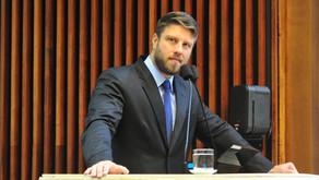Deputado Requião Filho cumpre agenda no interior do Paraná