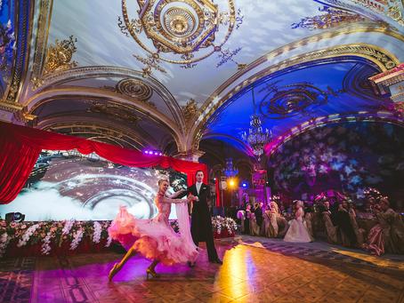Mônaco recebe o Grande Baile dos Príncipes e Princesas em 17 de junho