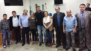 Em Tunas, lideranças agradecem apoio de Requião Filho