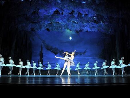 Kiev Ballet apresenta em Curitiba A Bela Adormecida e O Lago dos Cisnes