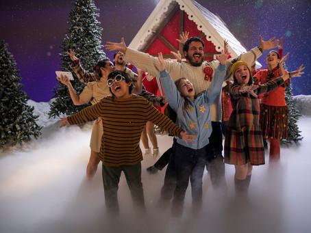 """""""10 Horas Para o Natal"""" chega aos cinemas com trilha sonora assinada por Fábio Góes"""