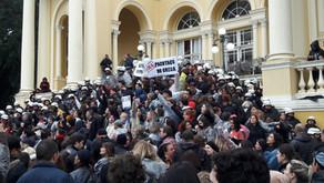 Requião Filho se solidariza com os Servidores Municipais de Curitiba