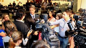 Deputado Requião Filho assume a Liderança da Oposição na ALEP
