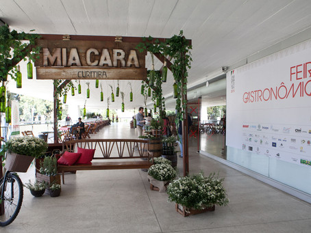 Feira Gastronômica do Mia Cara Curitiba confirma datas