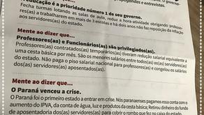 """""""Propagandas do Governo Beto Richa não condizem com a realidade"""", afirma Requião Filho"""