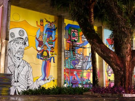 Festival Street of Styles vai reunir três mil artistas do mundo todo em Curitiba