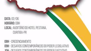 Encontro Estadual de Vereadores,  Prefeitos e vices, organizado pela FUG, será em junho