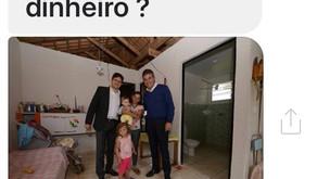 Deputado protocola dois pedidos de informações sobre casas sem forro