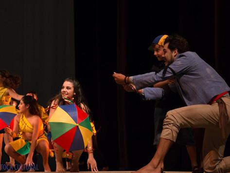 CTB Querência Santa Mônica apresenta espetáculo musical Em Terra de Wi-Fi, quem Folcloriza é Rei