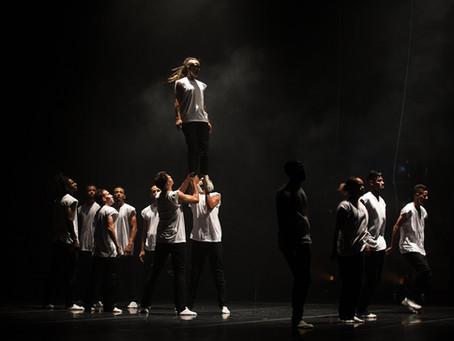 """Grupo de danças urbanas """"Cultura do Gueto"""" e cantora Manu Dias fazem a estreia de evento virtual"""