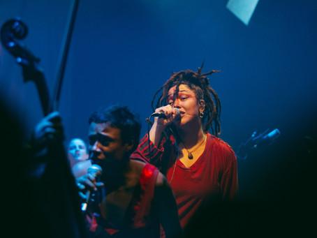 Mulamba faz show em Curitiba, dia 26 de janeiro