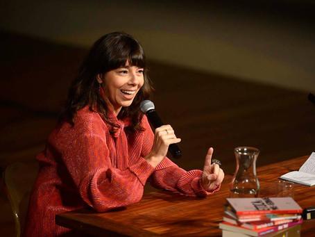 Escritora gaúcha Veronica Stigger fala sobre a relação do ser humano e a arte, nesta quarta (07)