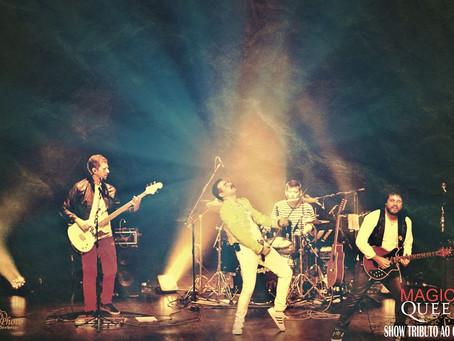 Queen Experience in Concert é adiado em Curitiba
