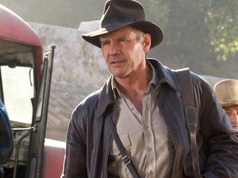 Filmes de Indiana Jones agora em 4K
