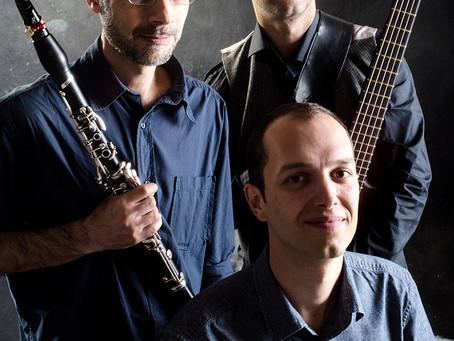 Mano a Mano Trio se apresenta com João Bosco, nesse fim de semana