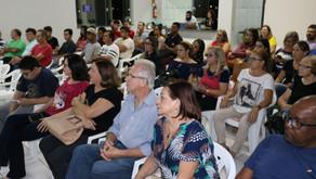 Requião Filho se reúne com professores em Jacarezinho
