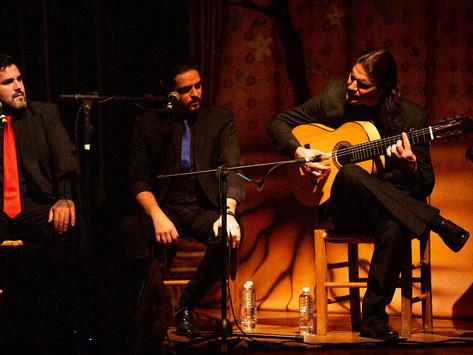 Evento de dança e música flamenca reúne apaixonados pela cultura da Espanha