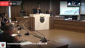Audiência Pública debate Paraná Previdência na Assembleia Legislativa. Assista!