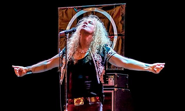 Led Zepagain, o cover do Led Zeppelin, faz show nesta terça