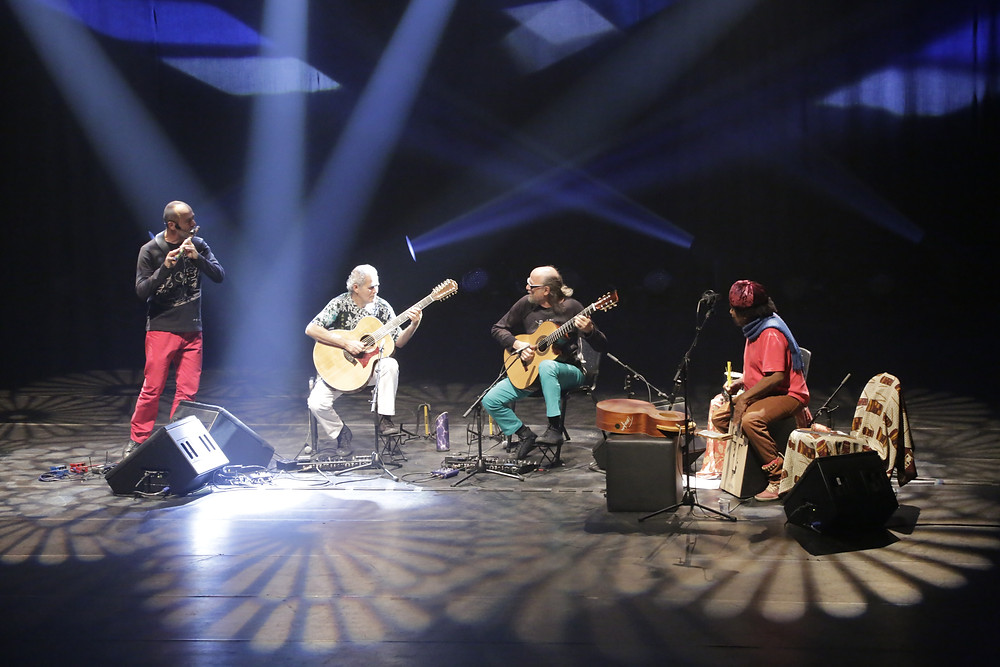 Quarteto Paiol Brasil