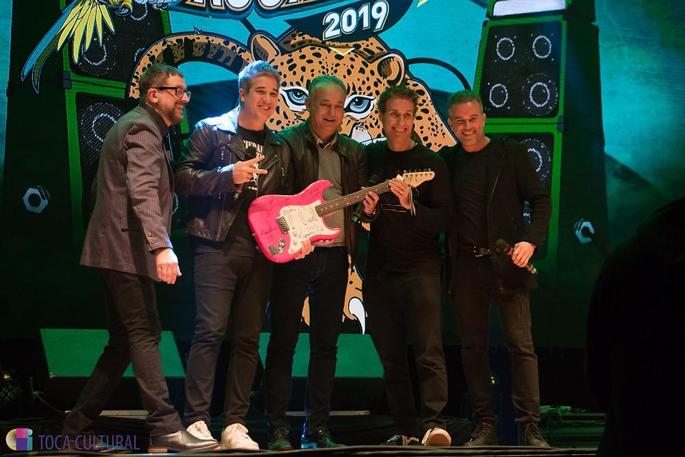 Prime rock Brasil 2019