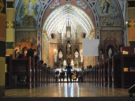 Orquestra Sinfônica do Paraná se apresenta em homenagem aos 350 anos da Catedral de Curitiba