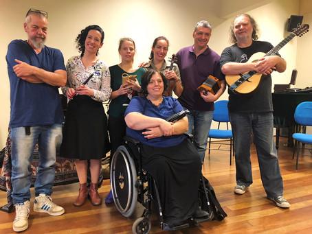 Grupo Terra Sonora lança o disco Imigração nesta sexta (14)