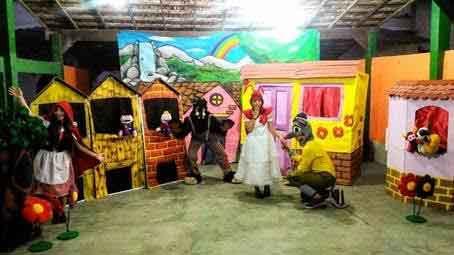 Espetáculo infantil do Festival de Curitiba será apresentado no domingo, dia 8, no Mercado Municipal