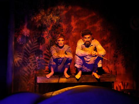 Trupe Ave Lola estreia no Guairinha no fim de novembro com espetáculo que retrata história ambientad