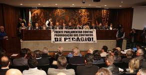 Deputados lançam Frente contra a Prorrogação dos Contratos de Pedágio