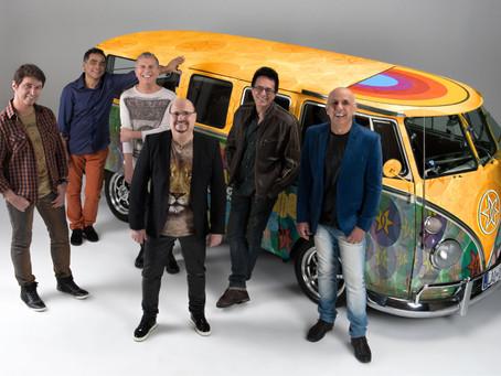 Roupa Nova faz dois shows em Curitiba esta semana