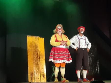 Última temporada do Circo Rhoney Espetacular segue até agosto, no Parque Barigui