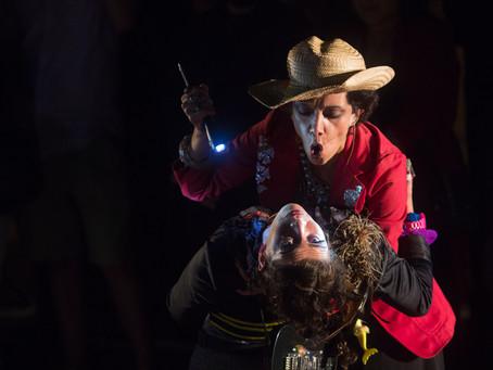Espetáculo de rua Cabaret Macchina retorna em curta temporada