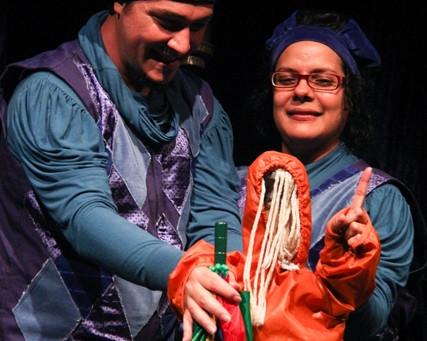 Cia Filhos da Lua, 40 anos dedicados ao teatro de bonecos. Programação comemorativa começa neste sáb