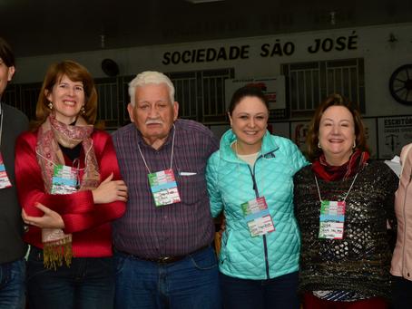 1º Encontro Seganfredo no Brasil foi realizado em Nova Bassano, RS