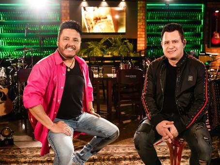 Bruno & Marrone retornam a Curitiba com show inédito